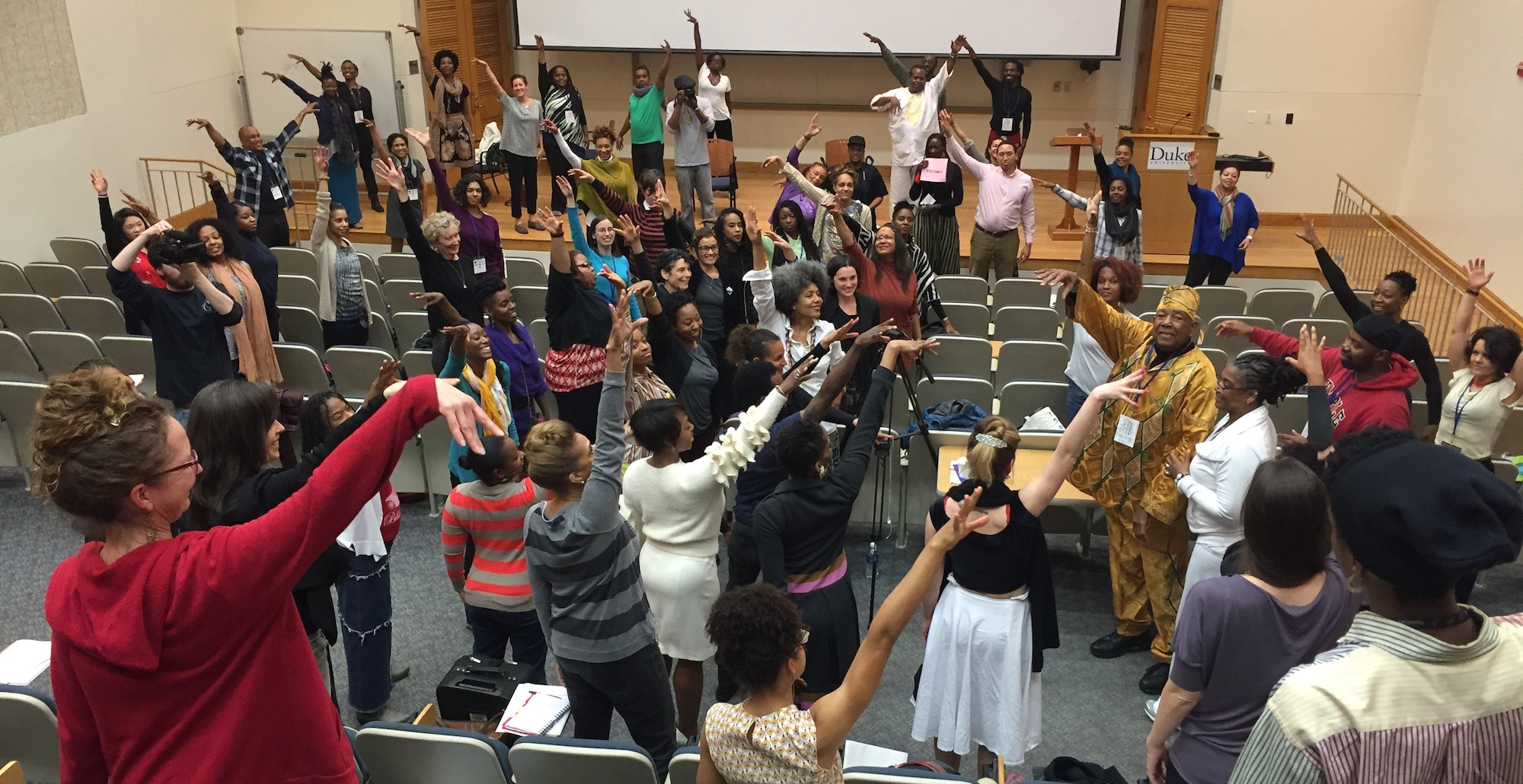 Reflections on the 2016 Dancing the African Diaspora Conference (3 of 3)