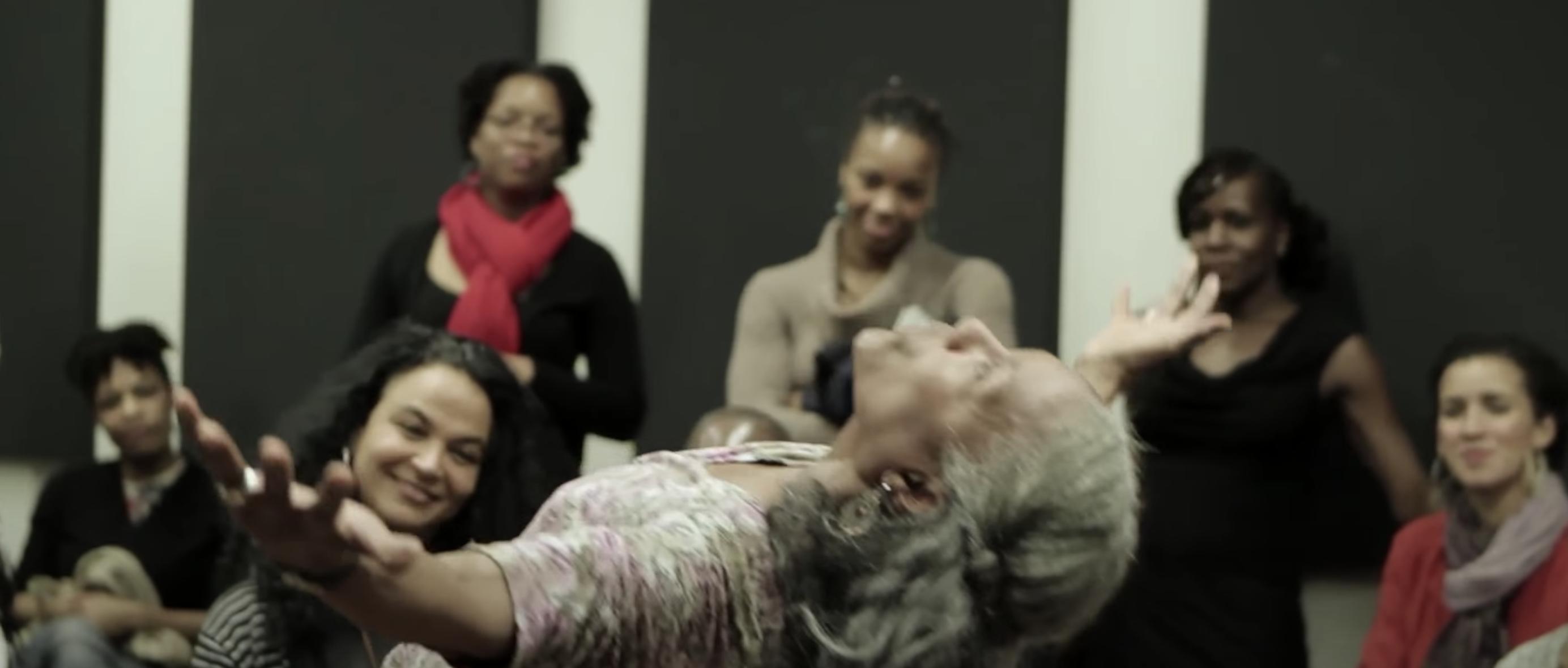 Dr. Brenda Dixon-Gottschild tells her Dancing While Black story