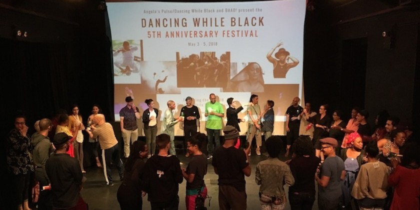 Dancing While Black Fifth Anniversary Festival