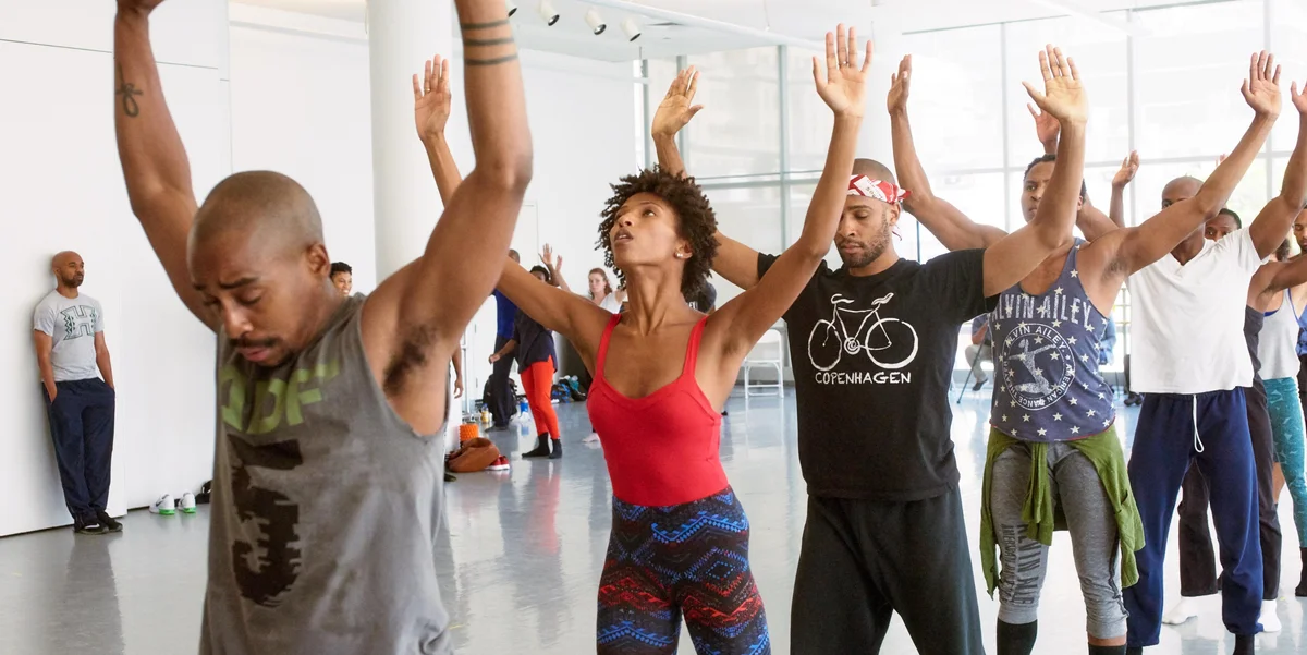 Dance in the Age of Black Lives Matter